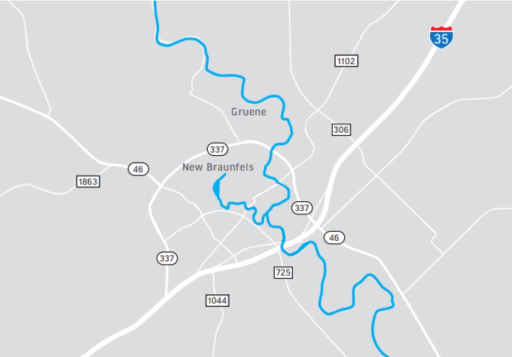NBU Capital Improvements Map Background